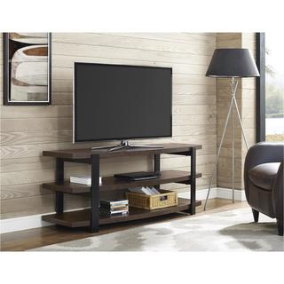 Altra Castling Espresso/ Black TV Stand for TV's up to 70 inches