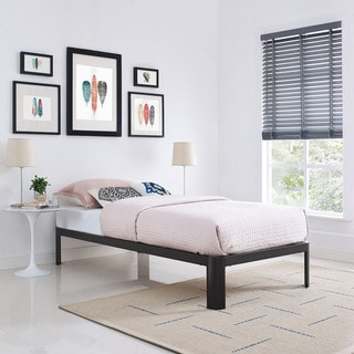 Brown Corinne Bed Frame