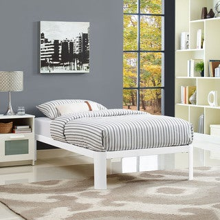 Corinne Bed Frame in White
