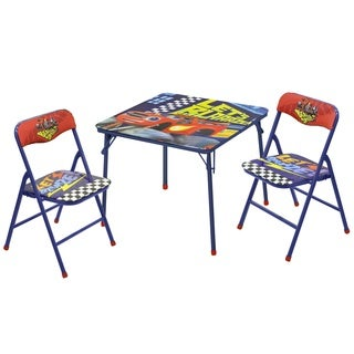 Blaze & the Monster Machine 3 Piece Table and Chair Set