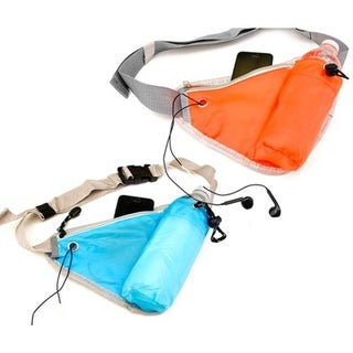 EtcBuys Nylon Hydration Accessory Storage Belt