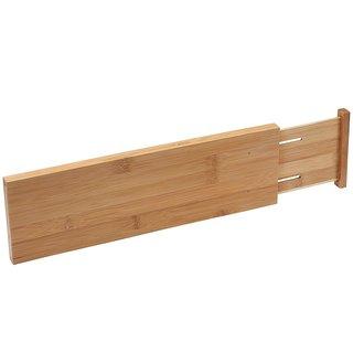 YBM Home & Kitchen Bamboo Deep Kitchen Drawer Divider 328 Size 18.8 in. L x 4.5 Width x 1.8 H