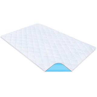 PharMeDoc Waterproof Mattress Bed Protector 34 x 52 Baby Changing Pad Washable Bedwetting and Incont