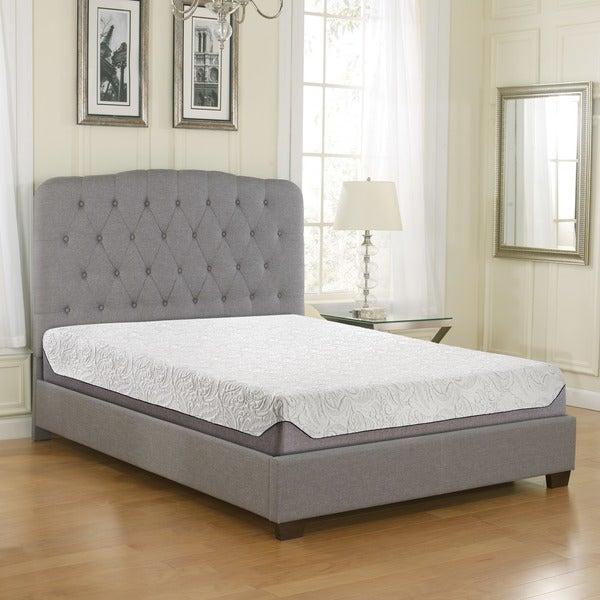Shop Sleep Sync 8 Inch Txl Size Air Flow Gel Memory Foam