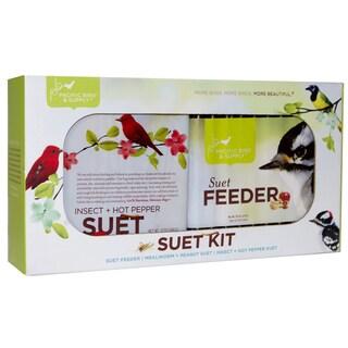 Pacific Bird & Supply Co Inc Suet 3 Piece Bird Kit