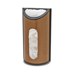 Honey-Can-Do steel bag saver, copper