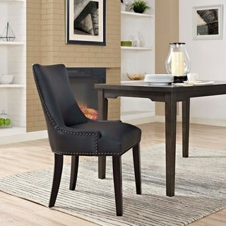Link to Magnate Vinyl Dining Chair Similar Items in Dining Room & Bar Furniture