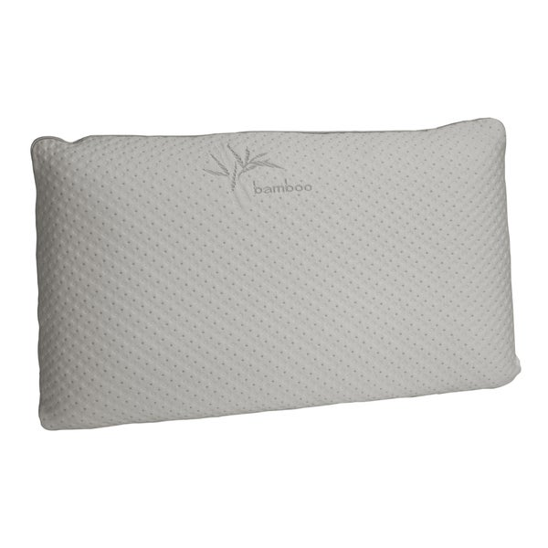 Ventilated Rayon from Bamboo Memory Foam Pillow