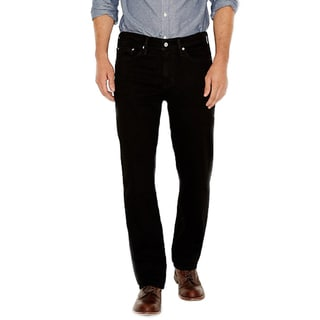 Levi's 514 Men's Black Slim-fit Jeans