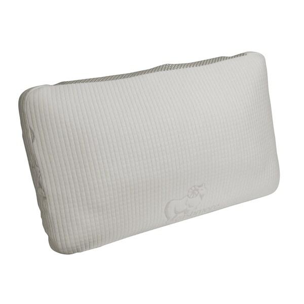 Cashmere Relief Memory Foam Pillow