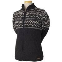 Laundromat Men's Yukon Black Wool Sweater