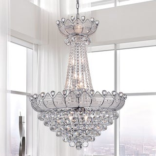 Warehouse of Tiffany Alsazia 25-inch Crystal Chandelier