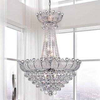 Alsazia 25-inch Crystal Chandelier