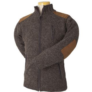 Laundromat Men's Oxford Brown Wool Sweater https://ak1.ostkcdn.com/images/products/13818764/P20466013.jpg?impolicy=medium