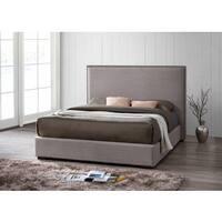 Benjamin Upholstered Queen Size Platform Bed