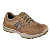 Men's Skechers Skech-Air Elment Meron Sneaker Desert Brown