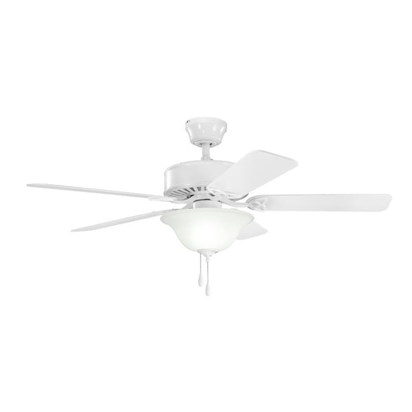 Ceiling Fans W Lights: Shop Kichler Lighting Renew Select Collection 50-inch