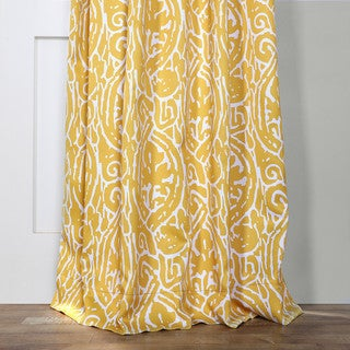 Yellow Curtains & Drapes - Shop The Best Deals For Apr 2017