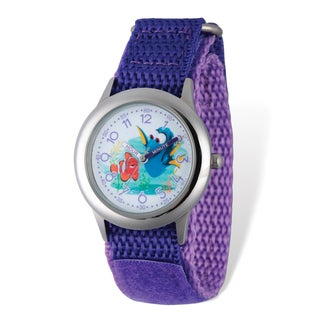 Disney Kids Marlin & Dory Time Teacher Watch