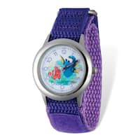 Disney Kids Marlin & Dory Time Teacher Watch