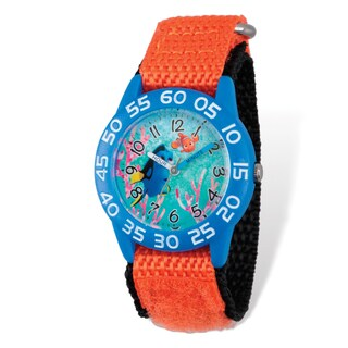 Disney Kids Dory & Nemo Time Teacher Watch