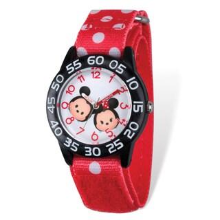 Disney Kids Tsum Tsum Mickey & Minnie Time Teacher Watch