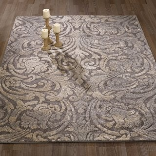 "Urban Collection Contemporary Scuplted Effect Area Rug - 5'3"" x 7'3"" - 5'3 x 7'3"