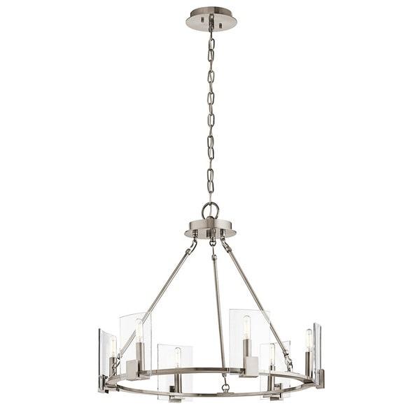 Kichler Lighting Signata Collection 6-light Classic Pewter ...