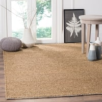 Safavieh Natural Fiber Contemporary Handmade Natural Jute Rug - 6' X 9'
