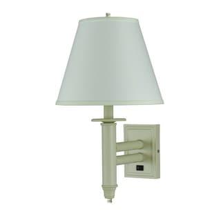 Metal 60-watt Wall-mount Lamp