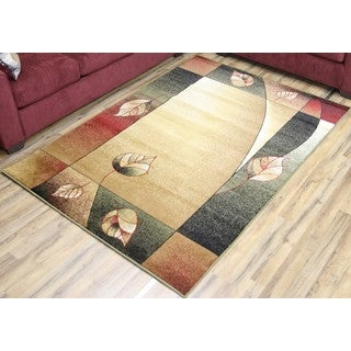 Empire Super Belkis Multicolored Rug (7'10 x 10'2)
