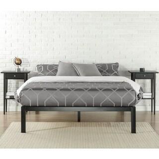 Priage Platform 3000 California King-Size Bed Frame (Option: California King)