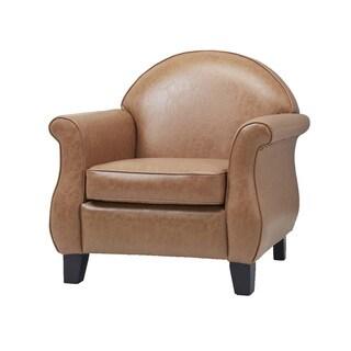 Fresno Caramel Arm Chair