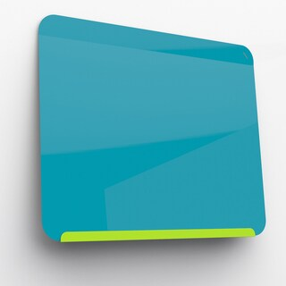 24-3/8 Inch x30 Inch LINK Board Premium Powder-Coated Magnetic Markerboard