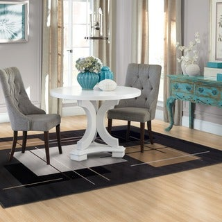 Superior Modern Stella Geometric Area Rug Collection (4' x 6')