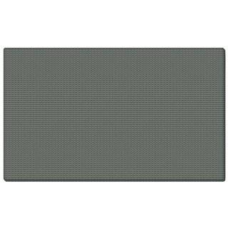 Ghent Grey Fabric 18-inch x 24-inch Wrapped-edge Bulletin Board