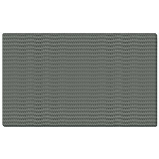Ghent Grey Fabric Wrapped-edge Bulletin Board