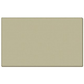 Ghent Beige Fabric 36-inch x 46.5-inch Wrapped-edge Bulletin Board