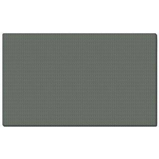 Ghent Grey Fabric 36-inch x 46.5-inch Bulletin Board