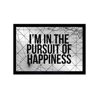 Oliver Gal 'Pursuit of Happiness' Mirror Art