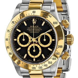 Gold Rolex Watch Pictures