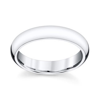 Men's Tungsten 5mm Classic Wedding Band