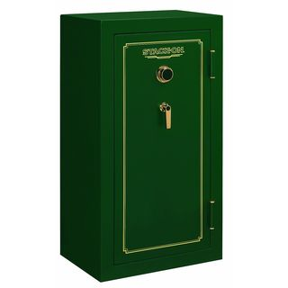 Stack-On 24-Gun, Combination Lock, Matte Hunter Green
