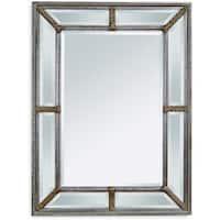 Bassett Roma Silver Glass Wall Mirror