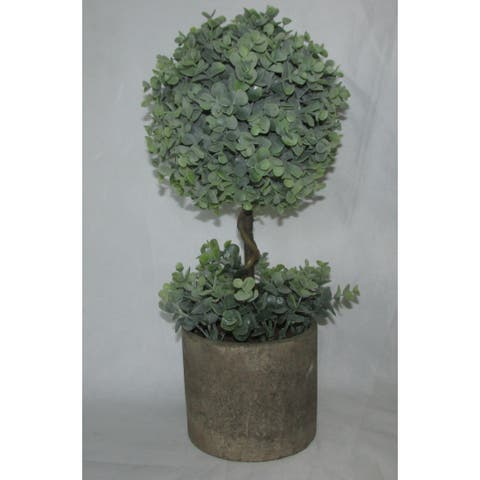 Jeco 18-inch Artificial Topiary