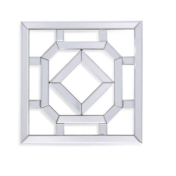 Bassett Mirror Company Kerry MDF and Glass Wall Mirror