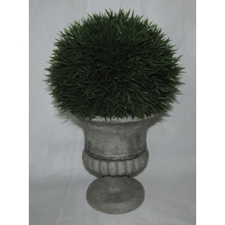 12-inch Polyester Artificial Topiary Plant
