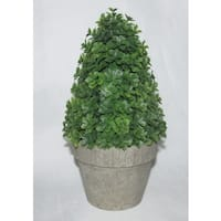 Jeco 7-inch Artificial Topiary
