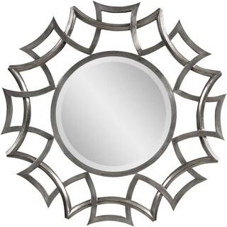 Orlando Sunburst Framed Wall Mirror
