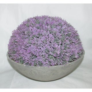 Link to Jeco Artificial Topiary Half Ball Bowl Similar Items in Decorative Accessories